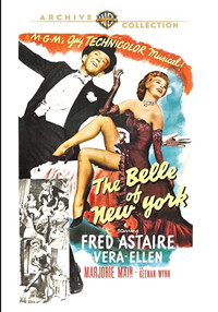 The Belle of New York Cover