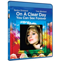On a Clear Day You Can See Forever Cover
