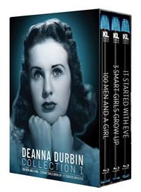 Deanna Durbin Collection I Cover
