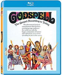 Godspell blu-ray Cover