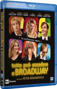 Tutto Puo' Accadere A Broadway [Italia] [Blu-ray] Cover