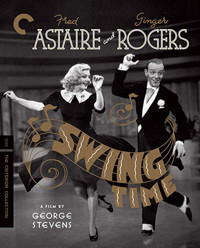 Swing Time The Criterion Collection Cover