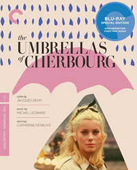 The Umbrellas of Cherbourg The Criterion Collection Cover