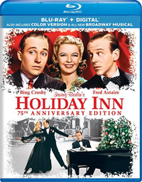 Holiday Inn 75th Anniversary Edition Cover