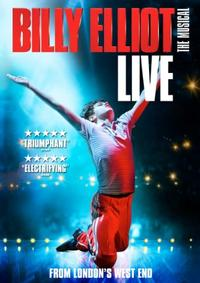 Billy Elliot: The Musical Live Cover