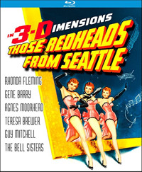 Those Redheads From Seattle Cover