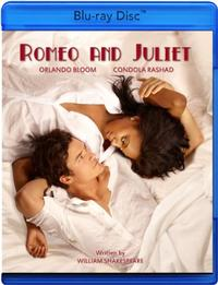 Romeo and Juliet [Blu-ray] Cover