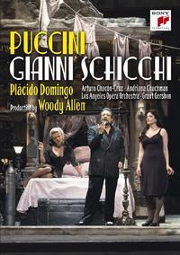 Puccini: Gianni Schicchi Cover