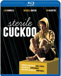 The Sterile Cuckoo Cover