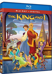 The King and I Cover