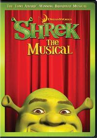 Shrek the Musical Cover