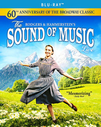 The Sound Of Music Live (UK) Cover