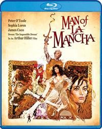 Man of La Mancha Cover
