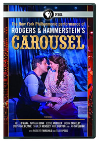 Live From Lincoln Center: Rodgers & Hammerstein's Carousel Cover