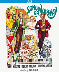 Song of Norway (blu-Ray) Cover