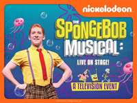 SpongeBob Musical: Live on Stage! Cover
