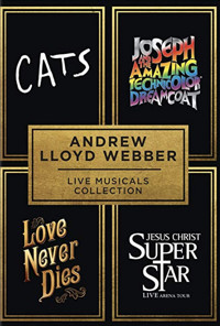 Andrew Lloyd Webber: Live Musicals Collection Cover