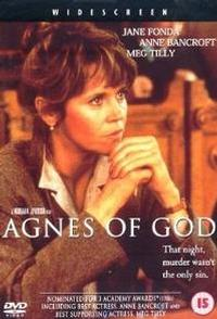 Agnes of God Cover