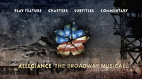 Allegiance Limited Edition Collector Box Set Cover