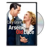 Arsenic and Old Lace Cover