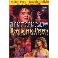The Best of Broadway: Bernadette Peters Cover