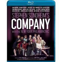 NY Philharmonic: COMPANY Cover
