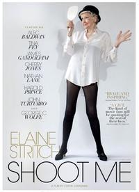 Elaine Stritch: Shoot Me Cover