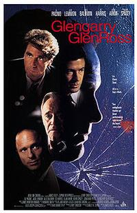 Glengarry Glen Ross Cover