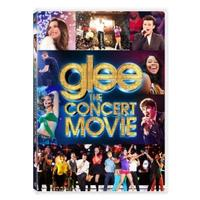 Glee: The Concert Movie Cover