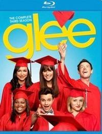 Glee: The Complete Third Season Cover
