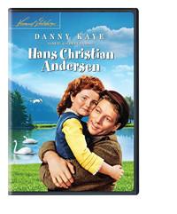 Hans Christian Andersen Cover