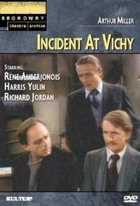 Incident at Vichy Cover