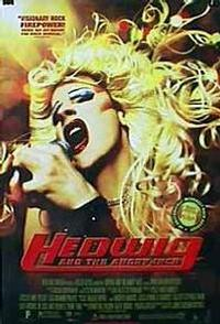 Hedwig and the Angry Inch  Cover