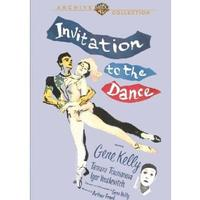 Invitation to The Dance Cover