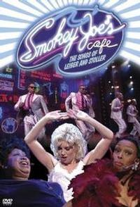 Smokey Joe's Cafe: The Songs of Leiber and Stoller  Cover