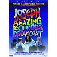 Joseph and the Amazing Technicolor Dreamcoat Cover