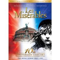 Les Miserables: 10th Anniversary Dream Cast (Special Edition) Cover