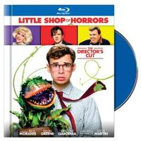 Little Shop of Horrors: Director's Cut Cover