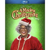 A Madea Christmas: The Play Cover