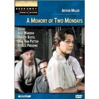A Memory of Two Mondays Cover