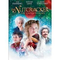 The Nutcracker: The Untold Story Cover