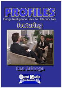PROFILES Featuring Lea Salonga Cover