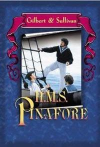 H.M.S. Pinafore Cover