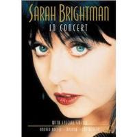 Sarah Brightman in Concert Cover
