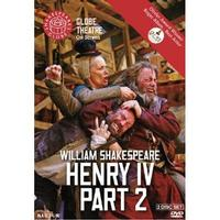 Henry IV Part 2: Shakespeare's Globe Theatre Cover