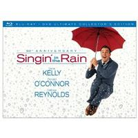 Singin' In The Rain: 60th Anniversary Collector's Edition (Blu-ray/DVD Combo)  Cover