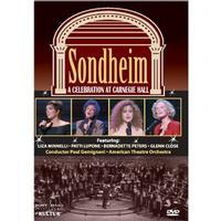 Sondheim: A Celebration at Carnegie Hall Cover