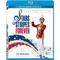 Stars and Stripes Forever Cover