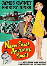 Never Steal Anything Small Cover