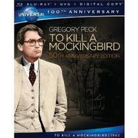 To Kill a Mockingbird (50th Anniversary Edition) Cover